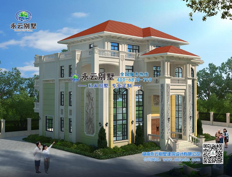 华夏传统建筑看重气韵,四合院别墅设计需要注意些什么